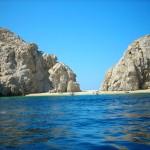 Lover's beach Cabo San Lucas