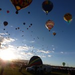 Balloon Fiesta Weekend